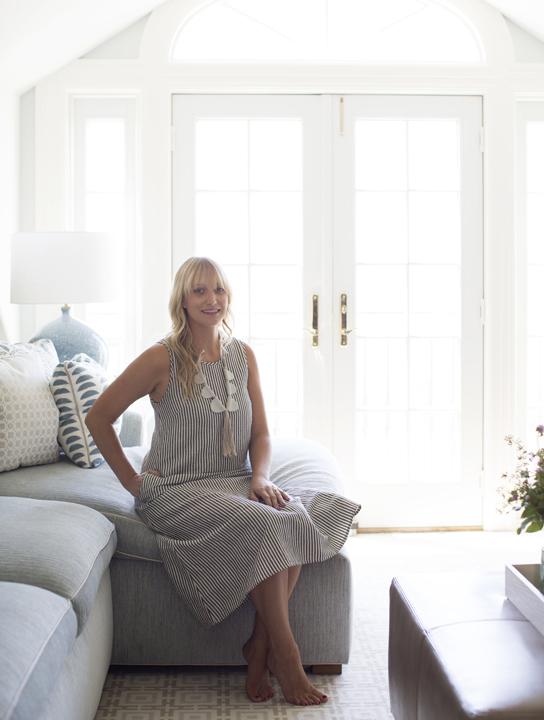 Erin King Interior Design Portrait
