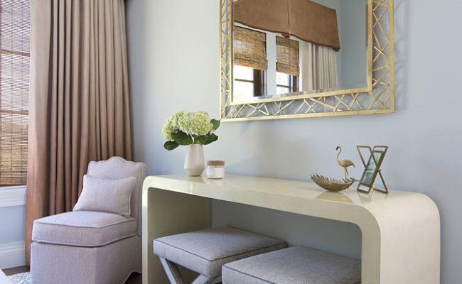 Erin King Interiors:  OAKVILLE BEDROOM REMODEL – Custom Bedroom Design