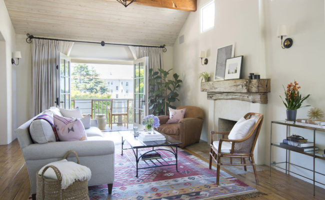Erin King Interiors: SPANISH ROCKRIDGE HOME – Custom Living Room Design